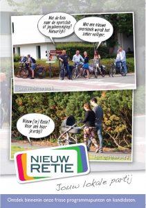 Voorblad brochure gezinnen