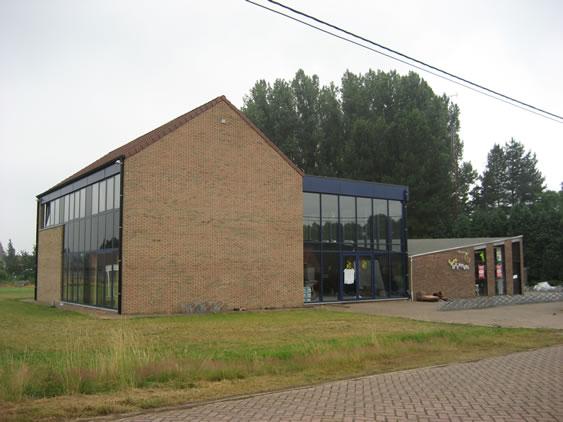 uitbreiding chirolokaal Schoonbroek