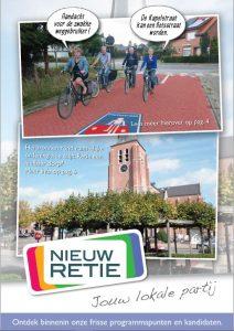 Cover van de brochure omgeving
