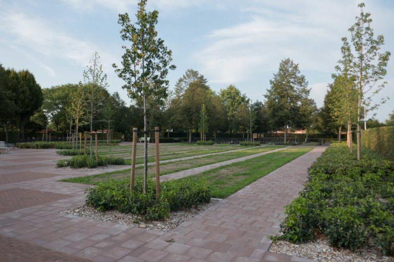 Uitbreiding begraafplaats Retie