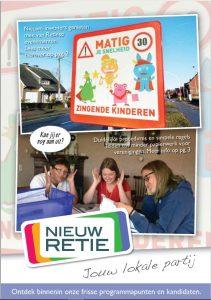 Cover van de brochure verenigingen