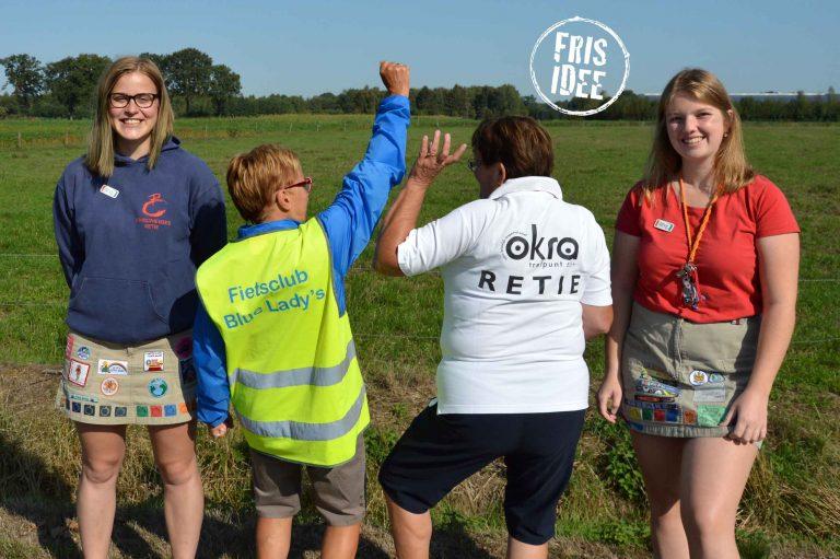 Een vrijwilligerscoach helpt ook de verenigingen
