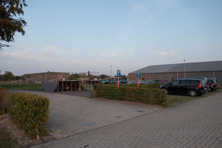 Skateparkt Vossekot